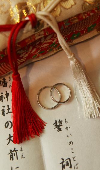八幡の森 写遊庭 神社(本格神前挙式)画像2-1