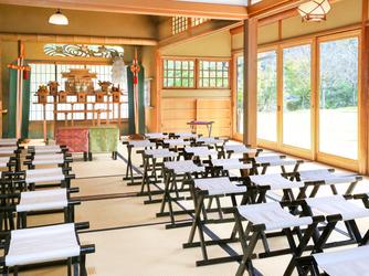 迎賓館 サクラヒルズ川上別荘 庭園1画像2-2
