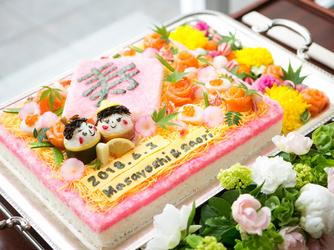 迎賓館 サクラヒルズ川上別荘 料理・ケーキ画像2-4