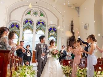 迎賓館 サクラヒルズ川上別荘 チャペル(チャペル《着席100名の大聖堂挙式》)画像2-3