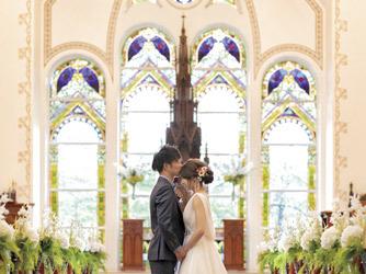 迎賓館 サクラヒルズ川上別荘 チャペル(チャペル《着席100名の大聖堂挙式》)画像2-2