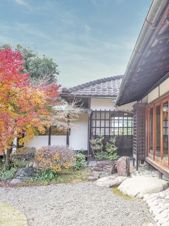 迎賓館 サクラヒルズ川上別荘 庭園1画像1-1