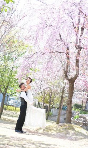 迎賓館 サクラヒルズ川上別荘 庭園2画像2-1