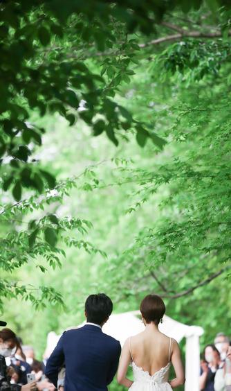 迎賓館 サクラヒルズ川上別荘 セレモニースペース(リバーサイドガーデン)画像2-1