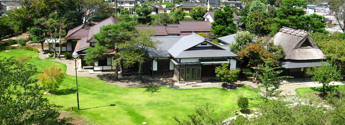 迎賓館 サクラヒルズ川上別荘 庭園1画像2-1