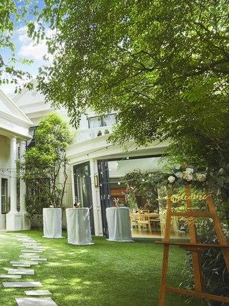 麻布迎賓館 自然に囲まれた貸切一軒家/麻布迎賓館画像1-2