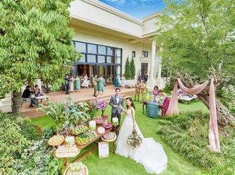 アーククラブ迎賓館 広島 リニューアルオープン 「森の邸宅」誕生画像2-3
