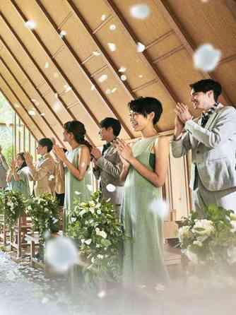 ヒルサイドクラブ迎賓館 八王子 NEWチャペル【 ヴィクトリアハウス 】画像1-2
