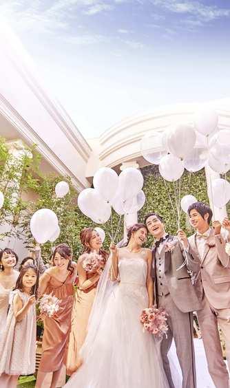 山手迎賓館 神戸 天空のガーデンを自由にアレンジして画像2-1