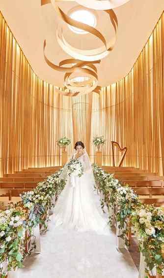 山手迎賓館 神戸 チャペル(先輩花嫁に話題のNEWチャペル)画像2-1