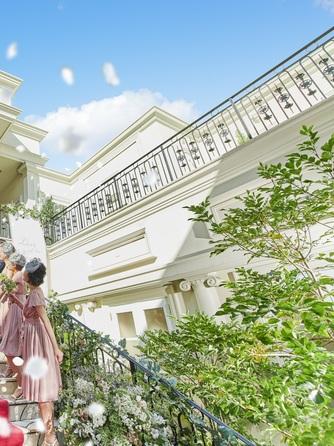 アクアテラス迎賓館(AQUA TERRACE) 新横浜 ロケーション画像1-2