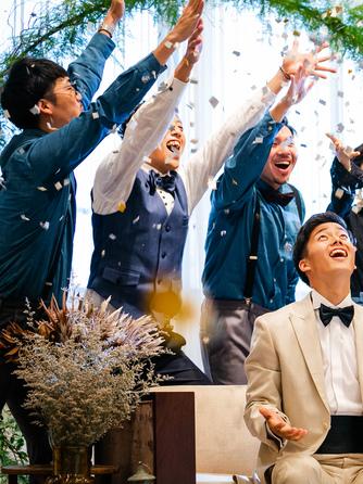 UOSHIN(ウオシン) UOSHIN STYLE WEDDING画像1-1