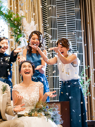 UOSHIN(ウオシン) UOSHIN STYLE WEDDING画像1-2