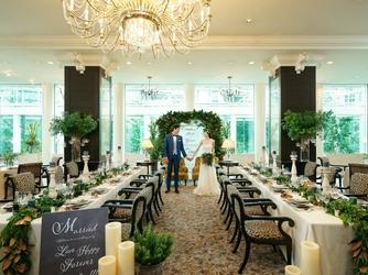ウェスティンホテル大阪 緑に囲まれ、心が温まるWDが叶うホテル画像2-2