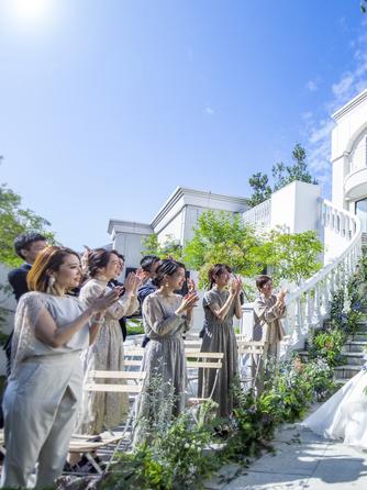 AILE d'ANGE garden(エル・ダンジュ ガーデン) 大階段を備えた白亜の邸宅をまるごと貸切♪画像1-1