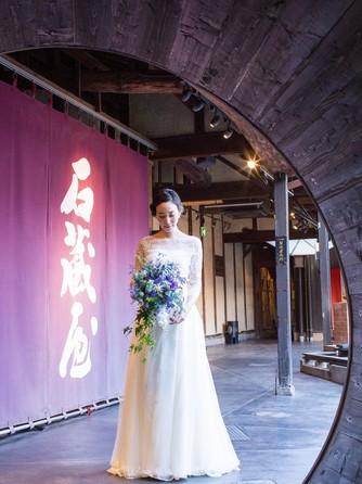 博多百年蔵(国登録有形文化財) 国登録有形文化財で感謝伝わる結婚式画像2-1