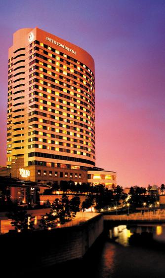 ホテル インターコンチネンタル 東京ベイ 付帯設備1画像2-1