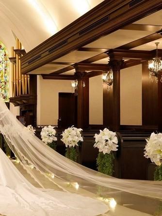 ホテル ラシーネ新前橋 チャペル(優雅な空間と感動に満ちたホテルW)画像1-2