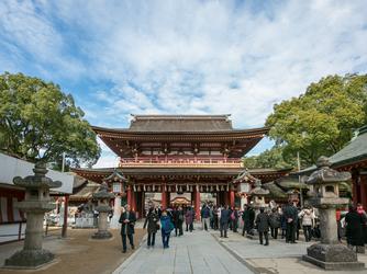 THE アルカディア太宰府 神社(太宰府近隣の神社 太宰府天満宮)画像2-2