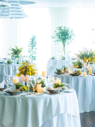 リストランテKubotsu 自然光まぶしいサロンで美食のパーティ画像1-1