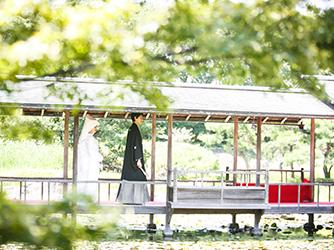 白鳥庭園 THE SHUGEN セレモニースペース(清羽亭)画像2-2