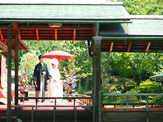 白鳥庭園 THE SHUGEN セレモニースペース(清羽亭)画像2-3