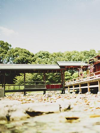 白鳥庭園 THE SHUGEN セレモニースペース(清羽亭)画像1-1