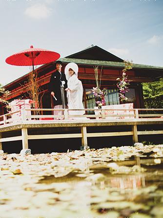 白鳥庭園 THE SHUGEN セレモニースペース(清羽亭)画像1-2