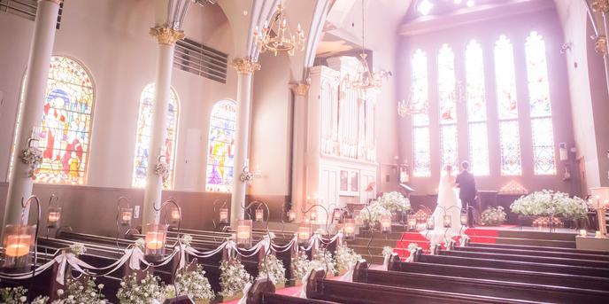 宮の森フランセス教会 チャペル(宮の森フランセス教会)画像1-1
