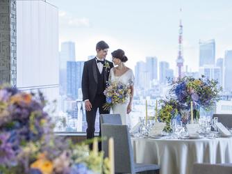 THE LANDMARK SQUARE TOKYO(ザ ランドマークスクエア トーキョー) セレモニースペース(豊かな緑空間と高層階の美景を望む贅沢会場)画像2-3