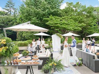 THE LANDMARK SQUARE TOKYO(ザ ランドマークスクエア トーキョー) セレモニースペース(豊かな緑空間と高層階の美景を望む贅沢会場)画像2-2