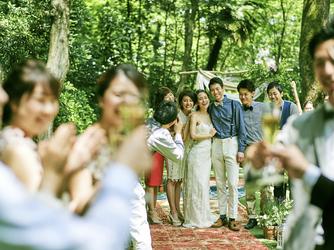 THE NANZAN HOUSE(ザ ナンザン ハウス) セレモニースペース(ガーデン挙式)画像2-2