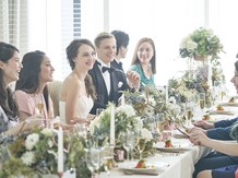Wedding Terrace(ウエディングテラス) 屋内ガーデン×ワンフロア貸切ウエディング画像2-5