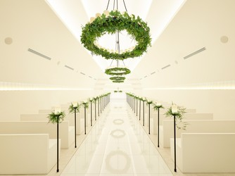 Wedding Terrace(ウエディングテラス) 屋内ガーデン×ワンフロア貸切ウエディング画像2-2