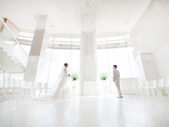 イマジン ホテル&リゾート 函館 チャペル(チャペル【セントアクアヴェール】)画像2-2