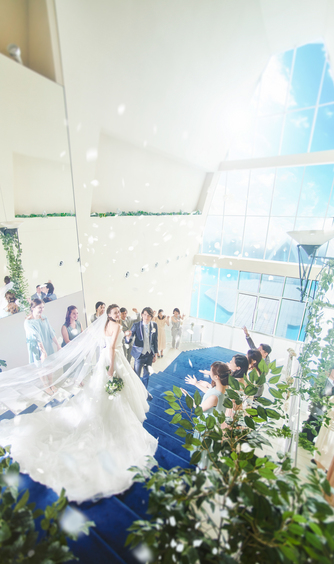 クイーンズコート グランシャリオ 開放感あるリゾート邸宅でおもてなし画像2-1