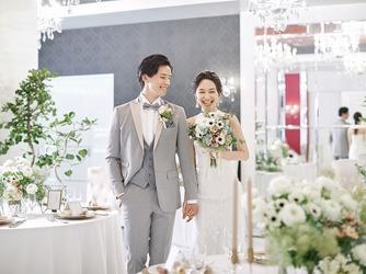 小さな結婚式 大阪ハービスエント店 チャペル(小さな結婚式 ハービスENTチャペル)画像2-2