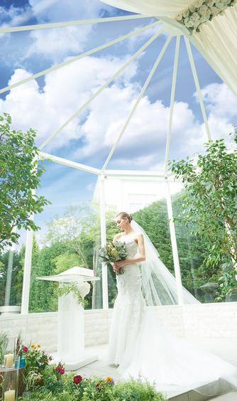 クリスタルテラス Nature ガーデン・披露宴会場・チャペル画像2-1