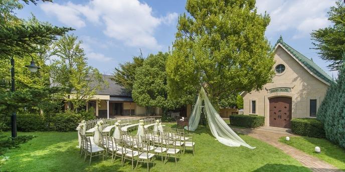 THE SALLY GARDEN (ザ サリィガーデン・旧マグリット ガーデン) 陽光と緑に包まれる心地よい貸切邸宅画像1-1