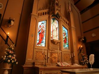 グランラセーレ八重垣 チャペル(聖オーディーン大聖堂)画像2-2