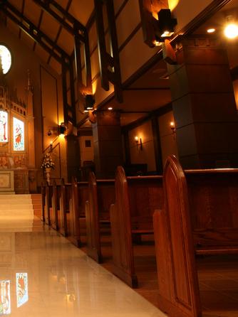 グランラセーレ八重垣 チャペル(聖オーディーン大聖堂)画像1-2
