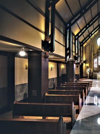 グランラセーレ八重垣 チャペル(聖オーディーン大聖堂)画像1-1