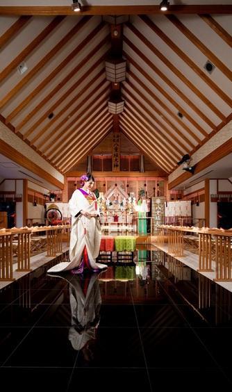 グランラセーレ八重垣 チャペル(聖オーディーン大聖堂)画像2-1