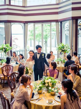 Neo Japanesque Wedding 百花籠(ひゃっかろう) 百年の時を越えて、いま花開くー。画像2-2