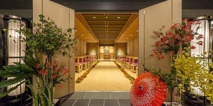 THE MARCUS SQUARE KOBE (ザ マーカススクエア 神戸) 神殿(気品あふれる神殿で格式を重んじる神前式を)画像1-1