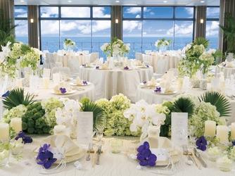 ホテル南風楼 ザ・グランド・オーシャンズ セレモニースペース(OCEAN'S CHAPEL『結』~KIBIRU~)画像2-2