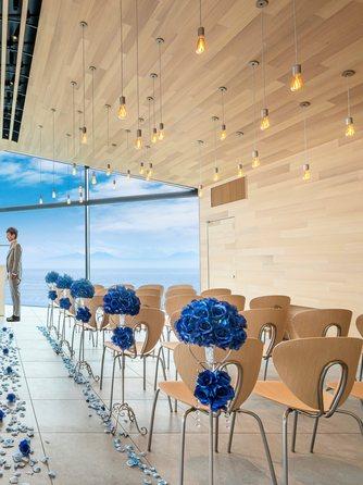 ホテル南風楼 ザ・グランド・オーシャンズ セレモニースペース(OCEAN'S CHAPEL『結』~KIBIRU~)画像1-2