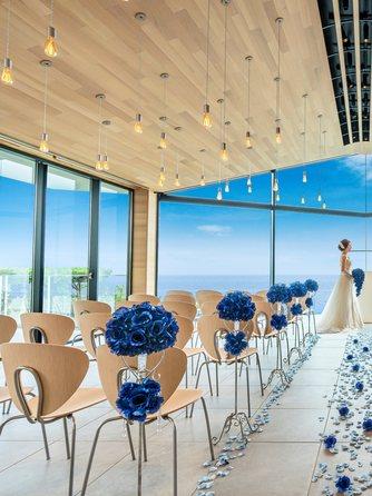 ホテル南風楼 ザ・グランド・オーシャンズ セレモニースペース(OCEAN'S CHAPEL『結』~KIBIRU~)画像1-1