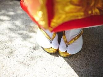 辻家庭園 ~前田家家老旧横山家迎賓館~(金沢市指定文化財) 衣裳3画像1-2