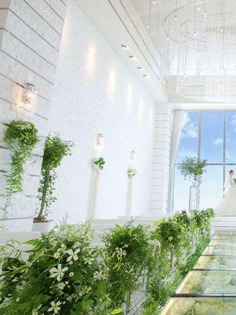 アルマリアン 福岡(ALMALIEN FUKUOKA) 開放感あふれる庭付きバンケがリニューアル画像1-1